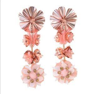 Mignonne Gavigan Karolina Floral Earrings